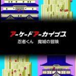 プラチナゲームズ神谷氏Switch版『アケアカ 忍者くん』のオンラインランキングで1位!?試しにどんなゲームか挑戦してみた