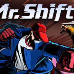 『Mr.Shifty(ミスターシフティ)』レビュー・感想~ギリギリ感はまるでイライラ棒~