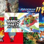 2018年10月発売 Nintendo Switchの注目&オススメタイトル!秋の夜長に遊べるタイトルぞくぞく!
