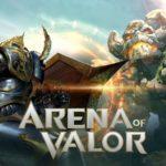 Switch版『Arena of Valor』を楽しむためのヒント!【メニュー編】