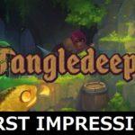 ハクスラ×ローグライクは面白い!『Tangledeep』ファーストインプレッション